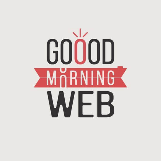 Goood Morning Web, le Podcast que j'attendais