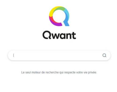 Après quelques semaines à utiliser Qwant