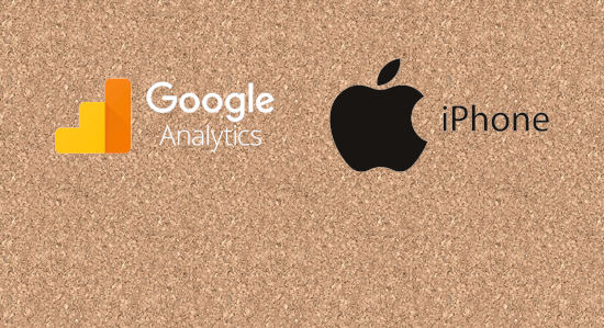 Comment connaitre la version d'iPhone sur Google analytics
