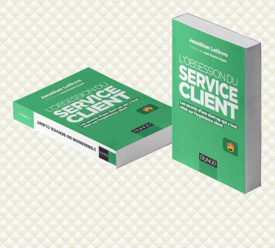 L'obsession du service client de Jonathan Lefèvre